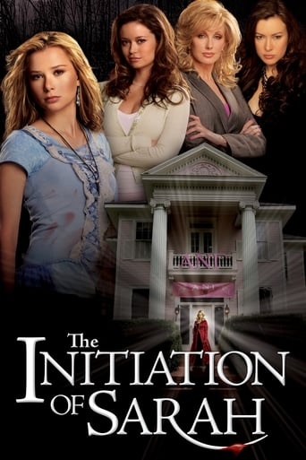 Poster of The Initiation of Sarah