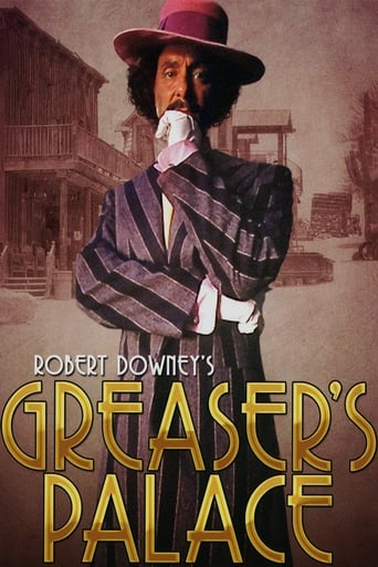 Poster of Greaser's Palace