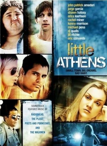 Poster of Little Athens