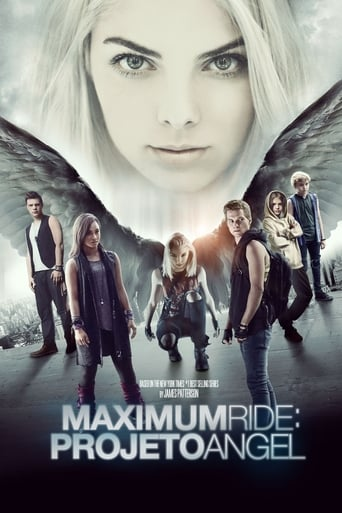 Baixar Maximum Ride: Projeto Angel Torrent (2018) Dublado / Dual Áudio 5.1 BluRay 720p | 1080p Download