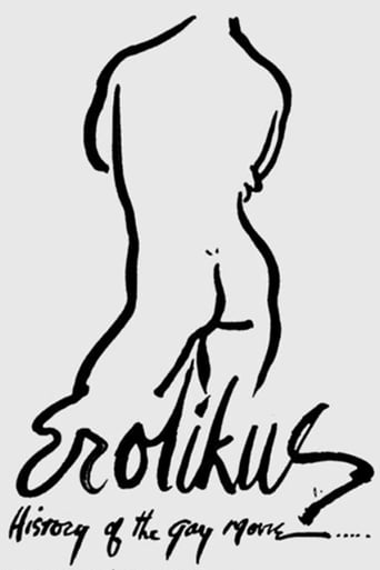 Poster of Erotikus: A History of the Gay Movie