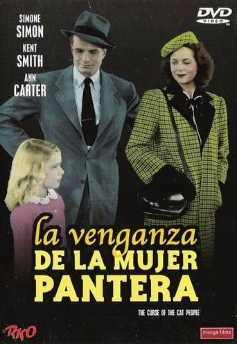 Poster of La venganza de la mujer pantera