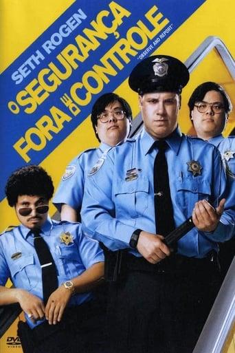 Poster of O Segurança Fora de Controle