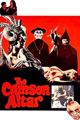 The Crimson Cult (1968) - poster