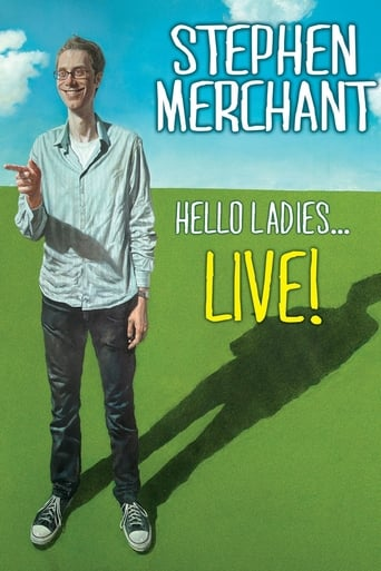 Poster of Stephen Merchant: Hello Ladies... Live!