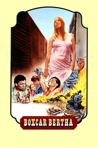 Poster of Boxcar Bertha