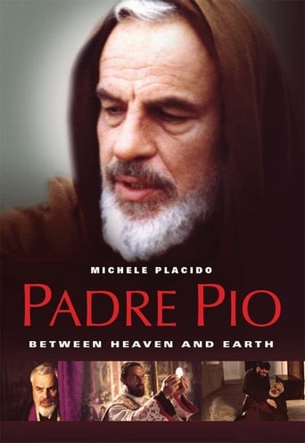 Poster of Padre Pio: Between Heaven and Earth