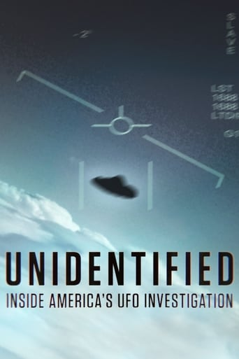 Unidentified: Inside America's UFO Investigation Poster