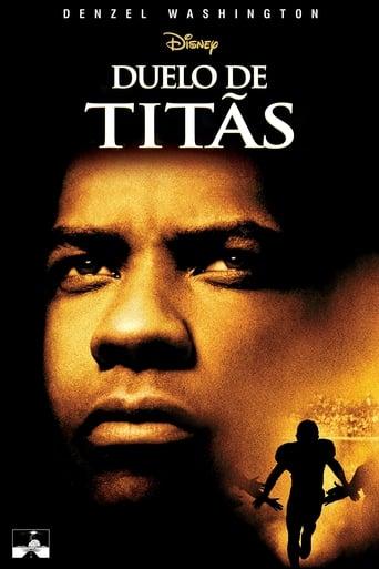 Duelo de Titãs - Poster