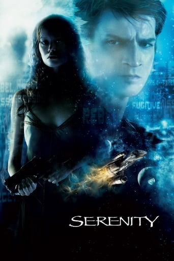 Poster of Serenity : L'ultime rébellion