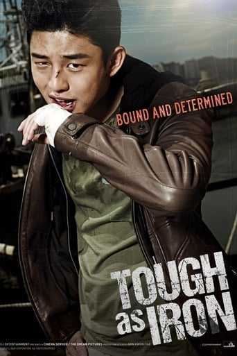 Poster of Tough as Iron