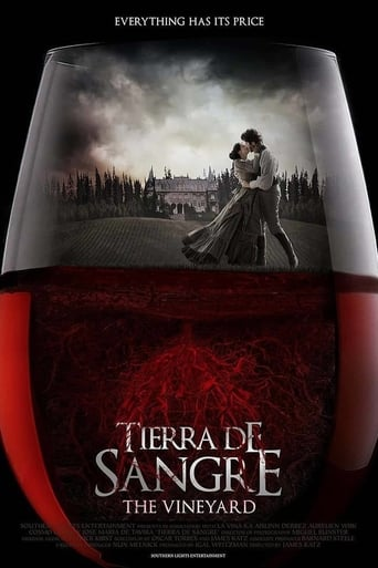Poster of The Vineyard