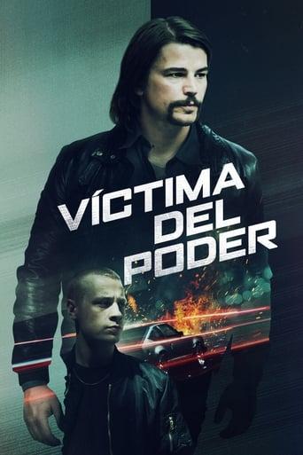 Poster of Víctima del poder
