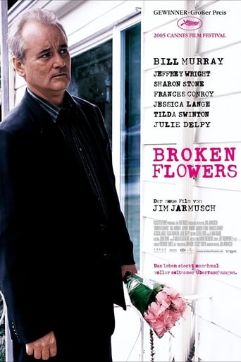 Poster of Broken flowers