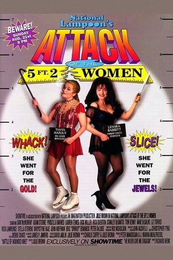 Poster of National Lampoon's Attack of the 5 Ft. 2 Women