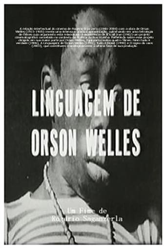 Poster of Welles' Language