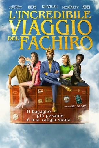 Poster of L'incredibile viaggio del fachiro