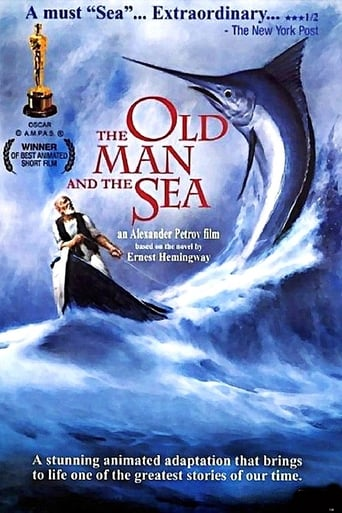 Poster of The Old Man and the Sea