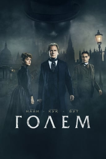 Poster of Голем