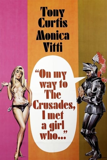 Poster of On My Way to the Crusades, I Met a Girl Who...