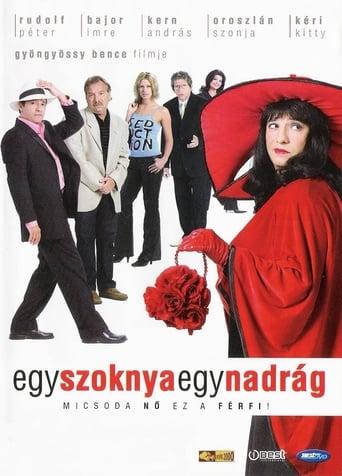 Poster of Egy szoknya, egy nadrág