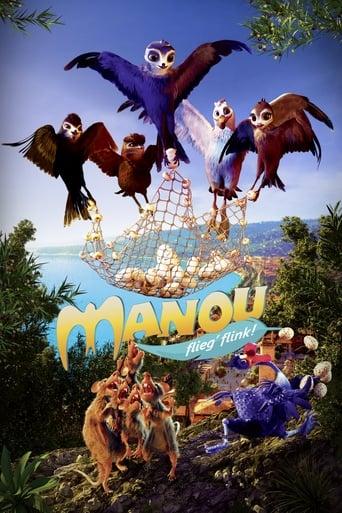 Manou - flieg' flink! - Animation / 2019 / ab 0 Jahre