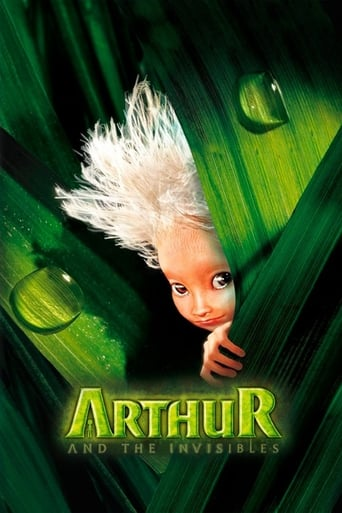 Poster of Arthur and the Invisibles
