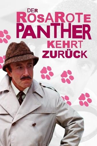 Der rosarote Panther kehrt zurück - Mystery / 1975 / ab 12 Jahre