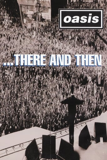 Poster of Oasis: ...There And Then