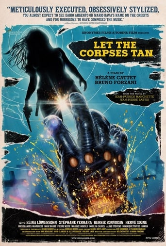 Poster of Let the Corpses Tan