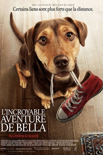 Poster of L'Incroyable Aventure de Bella