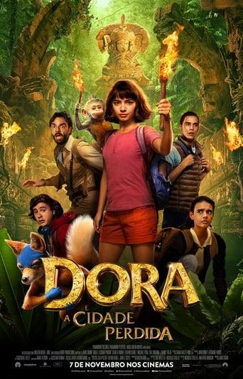 Dora e a Cidade Perdida - Poster