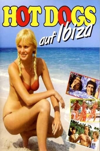Hot Dogs auf Ibiza