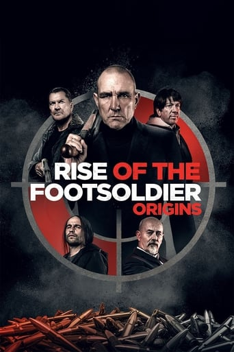 Poster Rise of the Footsoldier: Origins