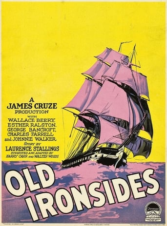 Poster of Old Ironsides