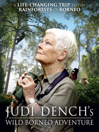 Watch Judi Dench's Wild Borneo Adventure Online Free in HD