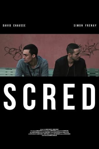 Poster of Scred