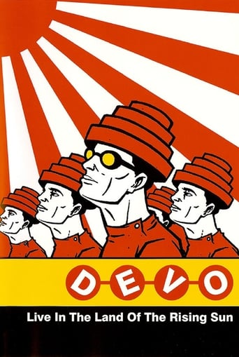 Devo Live in the Land of the Rising Sun