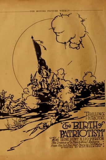 Poster of The Birth of Patriotism