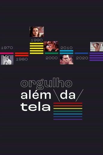 Poster Orgulho Além da Tela
