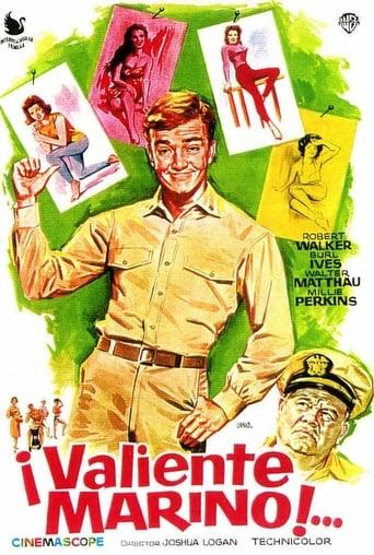 Poster of ¡Valiente marino!