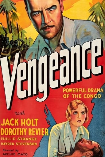 Poster of Vengeance
