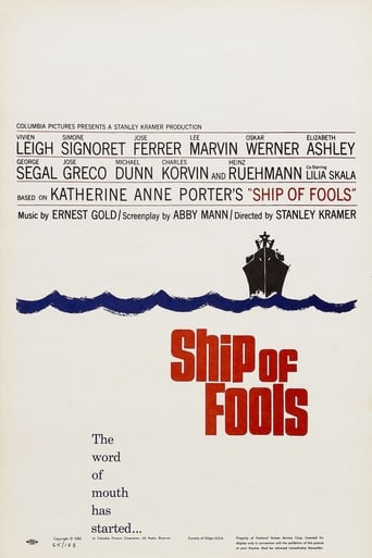 Poster of Ship of Fools