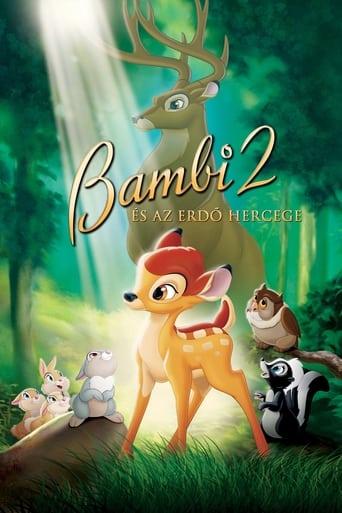 Bambi 2. - Bambi és az erdő hercege