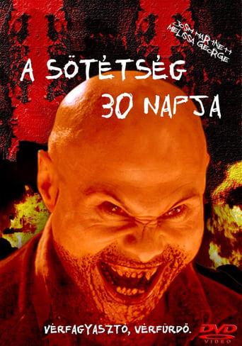 Poster of A sötétség 30 napja