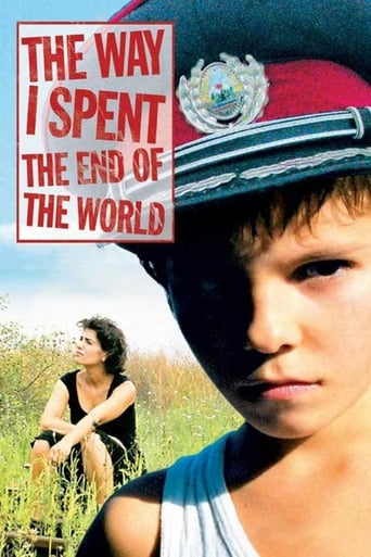 Watch The Way I Spent the End of the World Online Free Putlocker