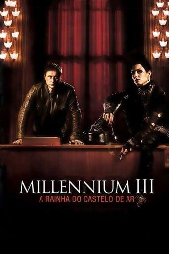 Millennium 3 - A Rainha do Castelo de Ar