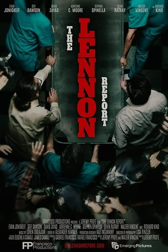 Poster of The Lennon Report