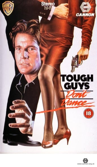 Poster of Tough Guys Don't Dance