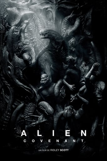 Poster of Alien : Covenant